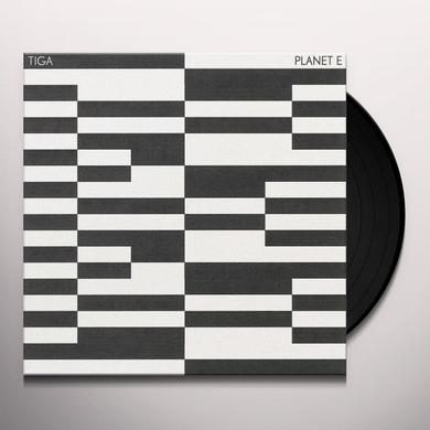 Tiga PLANET E Vinyl Record