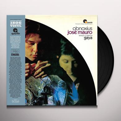 Jose Mauro OBNOXIUS Vinyl Record