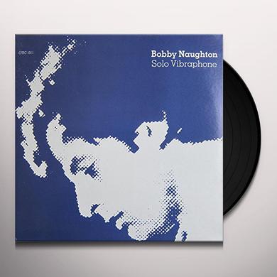 Bobby Naughton SOLO VIBRAPHONE Vinyl Record