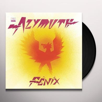 Azymuth FENIX Vinyl Record