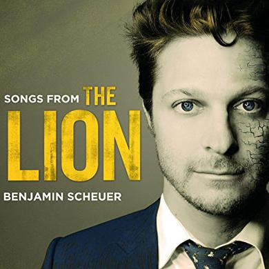 Benjamin Scheuer SONGS FROM THE LION / O.C.R. Vinyl Record