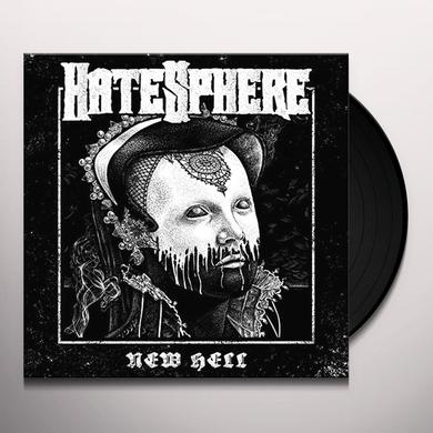 Hatesphere NEW HELL Vinyl Record