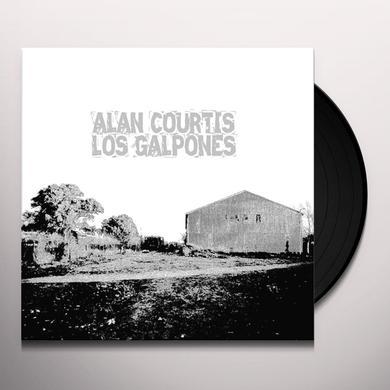 Alan Courtis LOS GALPONES Vinyl Record