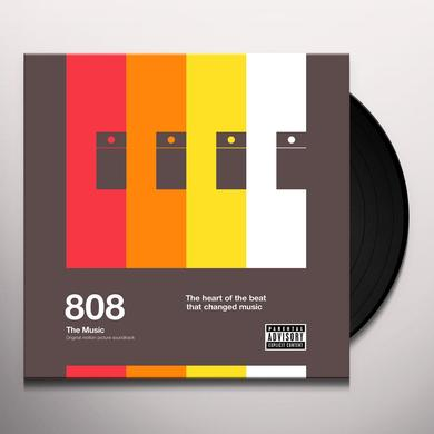 808: THE MUSIC / VARIOUS Vinyl Record
