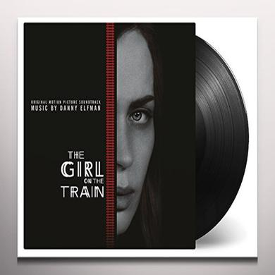 DANNY ELFMAN GIRL ON THE TRAIN / O.S.T. Vinyl Record