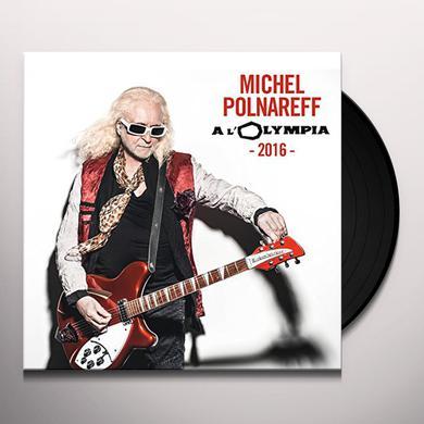 Michel Polnareff OLYMPIA 2016 Vinyl Record