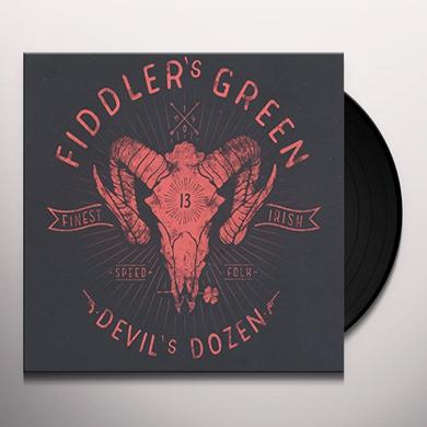 Fiddler's Green DEVIL'S DOZEN Vinyl Record