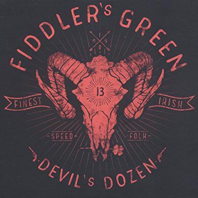 Fiddler's Green DEVIL'S DOZEN Vinyl Record