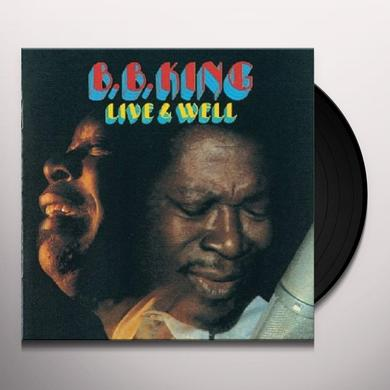 B.B. King INDIANOLA MISSISSIPPI SEEDS Vinyl Record - 180 Gram Pressing, Spain Import
