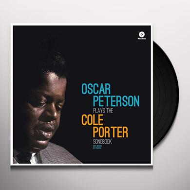 Oscar Peterson PLAYS THE COLE PORTER SONGBOOK Vinyl Record