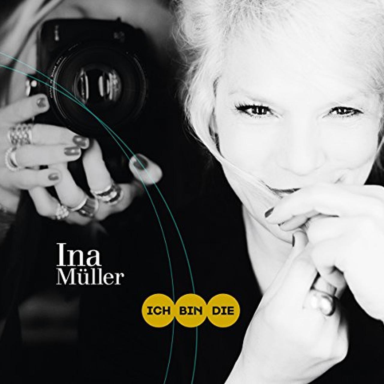 Ina Mueller Ich Bin Die Vinyl Record