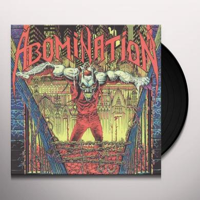 ABOMINATION Vinyl Record - UK Import