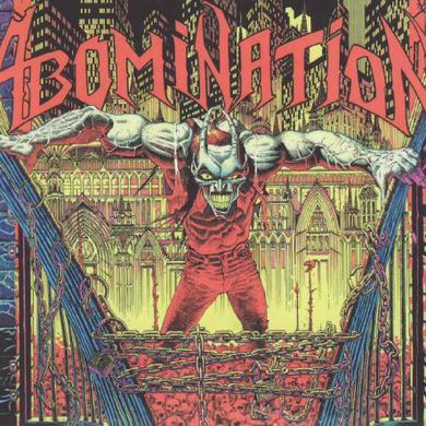 ABOMINATION Vinyl Record