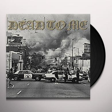 Dead To Me I WANNA DIE IN LOS ANGELES Vinyl Record - UK Import