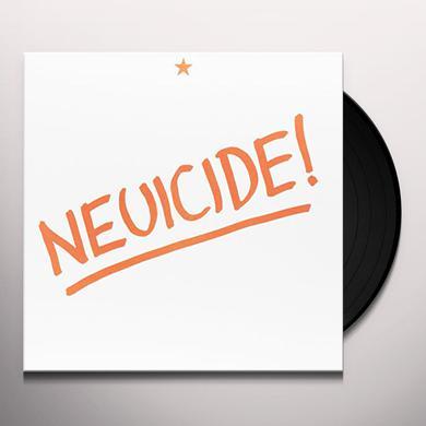 Al Lover NEUICIDE! Vinyl Record