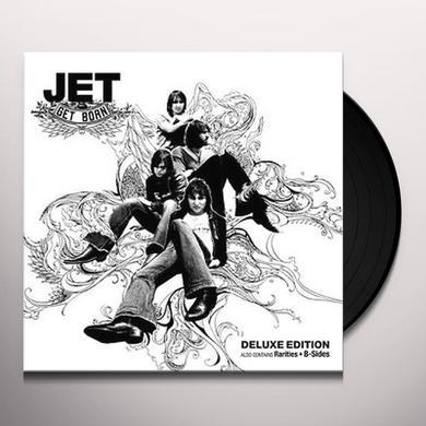 Jet GET BORN Vinyl Record - Reissue, Australia Import