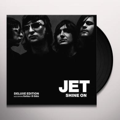 Jet SHINE ON Vinyl Record - 180 Gram Pressing, Reissue, Australia Import