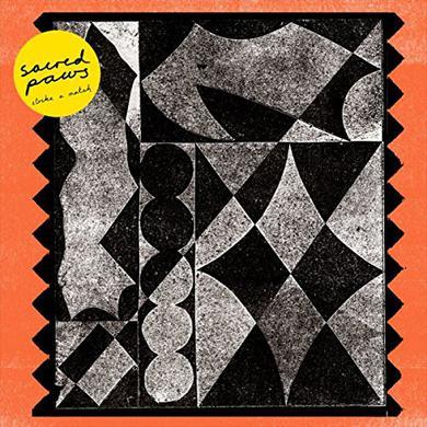 SACRED PAWS STRIKE A MATCH Vinyl Record