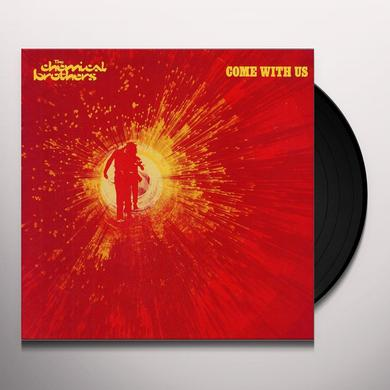 Chemical Brothers COME WITH US Vinyl Record - Holland Import