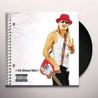 Kid Rock HISTORY OF ROCK Vinyl Record
