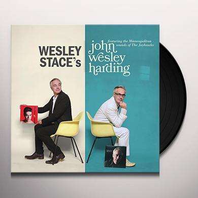 WESLEY STACE'S JOHN WESLEY HARDING Vinyl Record
