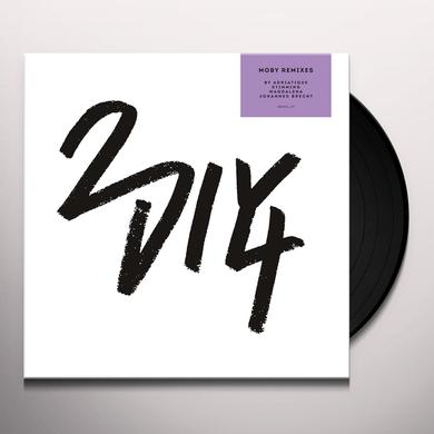 MOBY REMIXES Vinyl Record