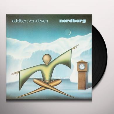 Adelbert Von Deyen NORDBORG Vinyl Record