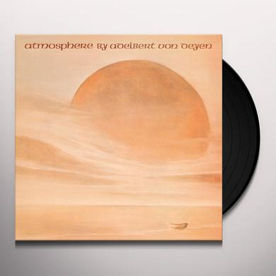 Adelbert Von Deyen ATMOSPHERE Vinyl Record
