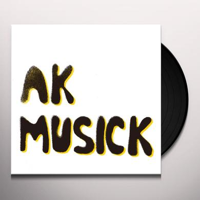 Ak Musick MEX Vinyl Record