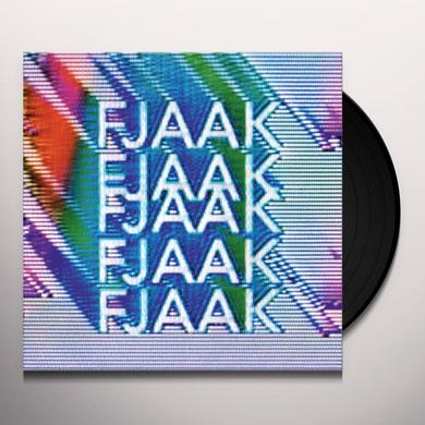 FJAAK Vinyl Record