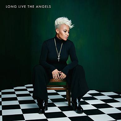 Emeli Sande LONG LIVE THE ANGELS Vinyl Record