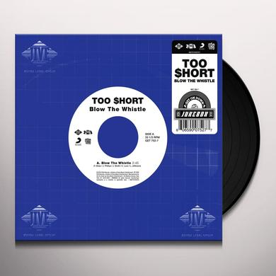 Too Short BLOW THE WHISTLE Vinyl Record