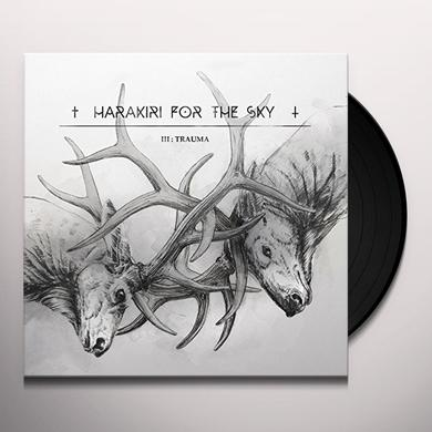 Harakiri for the sky III: TRAUMA Vinyl Record