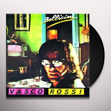 Vasco Rossi BOLLICINE Vinyl Record