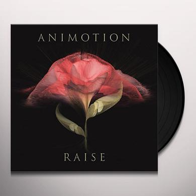 Animotion RAISE YOUR EXPECTATIONS Vinyl Record - UK Release