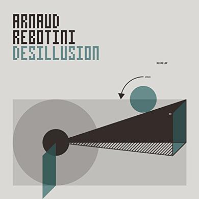 Arnaud Rebotini DESILLUSION Vinyl Record