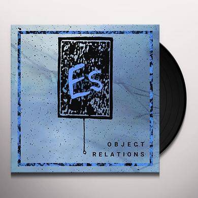 Es OBJECT RELATIONS Vinyl Record - UK Import