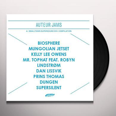 AUTEUR JAMES / VARIOUS Vinyl Record