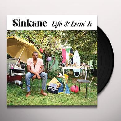 Sinkane LIFE & LIVIN' IT Vinyl Record