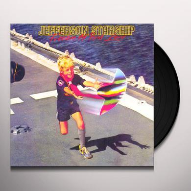 Jefferson Starship FREEDOM AT POINT ZERO Vinyl Record