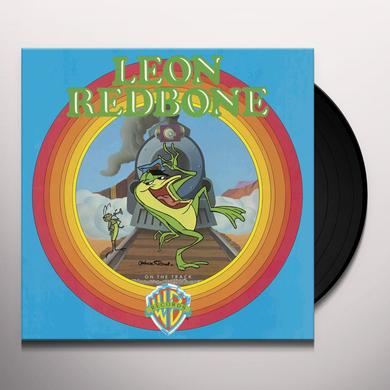 Leon Redbone ON THE TRACK Vinyl Record