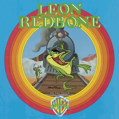 Leon Redbone ON THE TRACK Vinyl Record