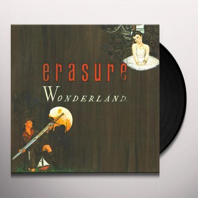 Erasure WONDERLAND - 30TH ANNIVERSARY EDITION Vinyl Record