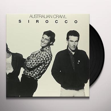 Australian Crawl SIROCCO Vinyl Record
