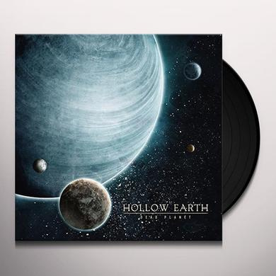 Hollow Earth DEAD PLANET Vinyl Record