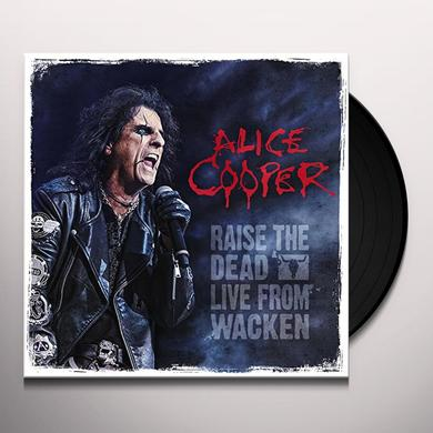 ALICE COOPER: RAISE THE DEAD - LIVE FROM WACKEN Vinyl Record