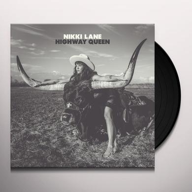 Nikki Lane HIGHWAY QUEEN Vinyl Record - UK Release