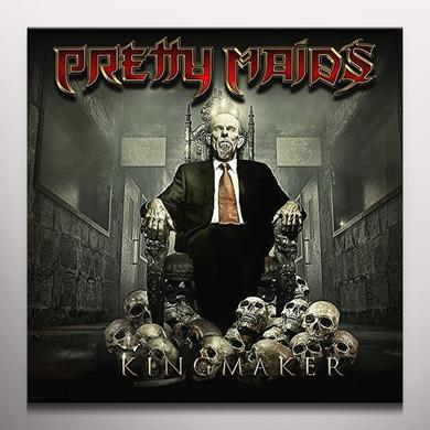 Pretty Maids KINGMAKER: COLORED VINYL  (GER) Vinyl Record - Colored Vinyl