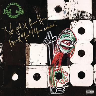 A Tribe Called Quest WE GOT IT FROM HERE: THANK YOU 4 YOUR SERVICE Vinyl Record