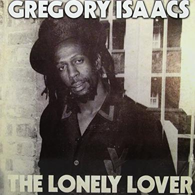 Gregory Isaacs LONELY LOVER Vinyl Record